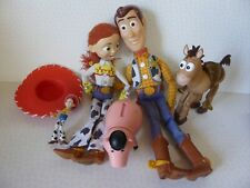 Toy Story Collection Talking Woody Talking Jessie Dr Evil Pork Chop Bullseye etc