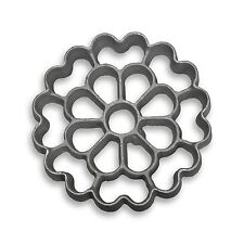 Kitchen Supply 7140 2-in-1 Spanish Rosette Free Shipping