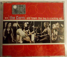 THE CORRS - OLD TOWN (THIS BOY IS CRACKING UP) Cd Singolo Sigillato