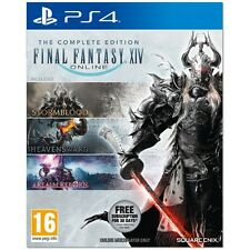 Final Fantasy Sony PlayStation 4 Square Enix Video Games