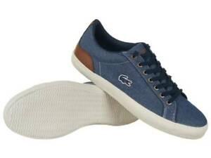 Herren Sportschuhe Lacoste Lerond 317 Navy blau Sneaker
