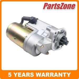 Starter Motor Fit for Daihatsu Rocky F75V F78V F70V F73B 2.8 Diesel DL 1984-1993