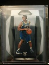 Donovan Mitchell 2017-18 Panini Prizm Rookie Card (#117) and Mosaic the Lot x2