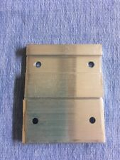 "Z Bar Clips for Picture Hanging or Cabinet hanging-1 Pair-2.5"" x 1.75"" x .25"""