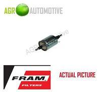 FRAM ENGINE FUEL FILTER GENUINE OE QUALITY SERVICE REPLACE - G5540