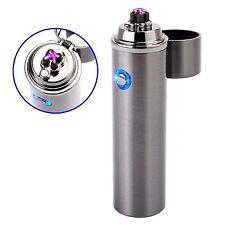 Novelty Wares/Flameless/Dual Plasma Beam Tesla-Lighter/ Rechargeable/Butane Free