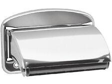 Asw WC Papierrollenhalter Edelstahl Toilettenpapierhalter Rollenhalter Klopapier
