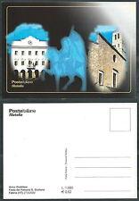 2000 ITALIA CARTOLINA POSTE ANNO GIUBILIARE FALERIA VITERBO - D