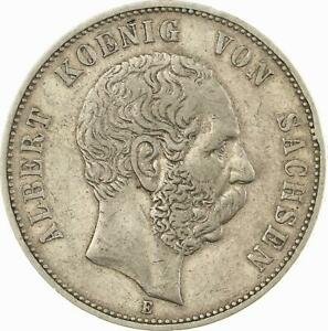 Sachsen - 5 Mark 1901
