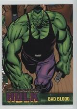 2003 Topps The Incredible Hulk #24 Bad Blood Non-Sports Card 0b5
