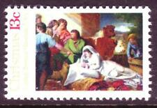 AT FACE! #1701 CHRISTMAS NATIVITY. WHOLESALE LOT OF (200) MINT SINGLES F-VF NH!