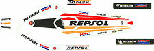 "Oset Trial 12.5 "" Repsol Decal Set, Montesa 4RT Style"