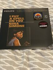 NINA SIMONE- I PUT A SPELL ON YOU- HMV EXCLUSIVE YELLOW VINYL-NEW/SEALED