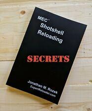 Mec Reloaders Shotshell Reloading Guide - for Mec Grabber and Mec 9000