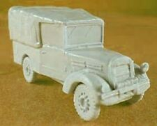 Milicast BB002 1/76 Resin WWII British Standard Light Utility Truck