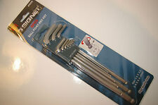 Signet S35228 Extra Long  Ball End Hex Key Set 9pc 1.5 - 10mm New