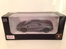 Lamborghini Reventon Gris 1:43 Echelle Rastar 34900 Nouveau