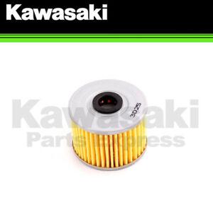 NEW 1994-2021 GENUINE KAWASAKI KLX KFX KX 110 140 250 450 OIL FILTER 52010-1053