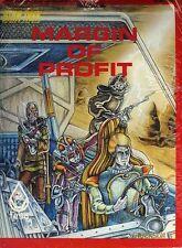 STAR TREK MARGIN OF PROFIT SEALED NEW FASA Module The Wrath of Khan Shrink STTOS