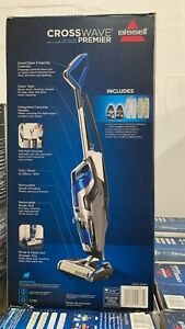 Bissell CrossWave Premier Multi-Surface Wet Dry Vacuum Cleaning 2304P