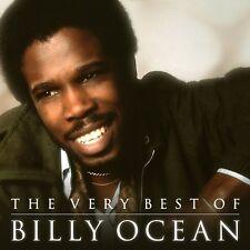 BILLY OCEAN - THE VERY BEST OF BILLY OCEAN   CD NEUF