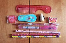 Manga Promo Stationery - eraser - pencil - Ribon - sho comi - Manga - Anime