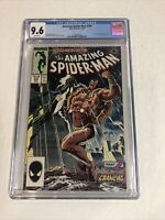 Amazing Spider-man (1987) # 293 (CGC 9.6?WP) Kraven's Last Hunt Part 2
