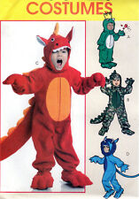 "2010 McCall's Pattern # MP440 ""Toddlers' & Children's Costumes"" UNCUT Halloween"