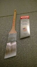 """Wooster Paint Brush Ultra Pro Firm TAS Willow 1.5"""" Free Shipping Best Prices"""