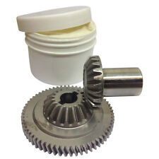 Kitchenaid Stand Mixer Attachment Centre & Hub Bevelled Gears With Grease.