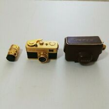 RIKEN GOLDEN STEKY Subminiature Camera, Riken Stekinar 1:3.5 f=2.5 & Ricoh f=40