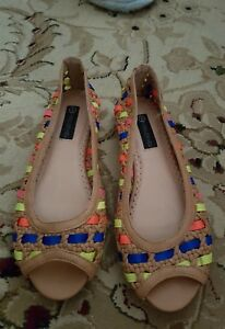 Forever new shoes. Size 6 or 37. New with tags