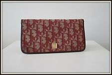Petite pochette chéquier Christian Dior vintage bag borsa sac wallet