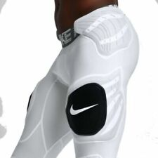 $125 Nike Pro Combat Hyperstrong Hard Plate Football Tights Girdle Pants Large