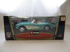 1957 Chevrolet Corvette Die-cast Metal- Scale 1:18