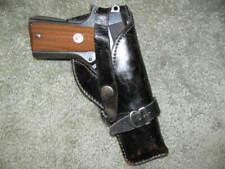 Lined Belt Holster Colt Commander 1911 4 1/4 inch GC 050920