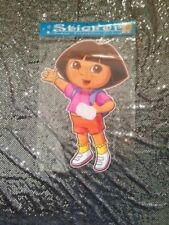 2--DORA THE EXPLORER LARGE PEEL N STICK WALL DECAL DECORATION NEW 21.5 X 14