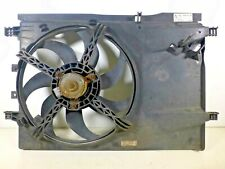 FIAT GRANDE PUNTO 1.2 2006-2010 RADIATOR FAN AND COWLING - 55700995 NON AIR CON