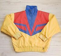 Mens True Vintage Bogner Outdoor Ski Snowboarding Jacket Coat Size Medium