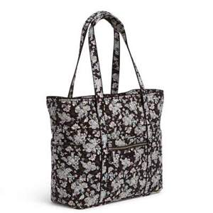 VERA BRADLEY~GET CARRIED AWAY LARGE TOTE BAG~HOLLAND GARDEN~BEACH~CARRY-ON~BNWT!