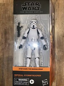 "IMPERIAL STORMTROOPER Star Wars The Black Series 6"" Action Figure 02 Mandalorian"
