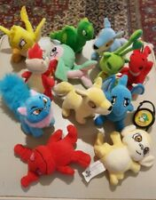 Neopets Lot X 12 Assorted McDonalds Promotional Toy 2004