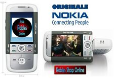 Nokia Xpress Music 5700 green (sin bloqueo SIM) 3g UMTS cuatribanda 2mp radio Top