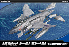 Academy 1/72 U.S. Navy F-4J VF-96 SHOWTIME 100 #12515