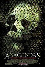ANACONDAS - 27x40 Original Movie Poster One Sheet MINT