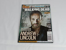 THE WALKING DEAD MAGAZINE ISSUE #4 JUNE 2013 RICK GRIMES ANDREW LINCOLN. BOX C6