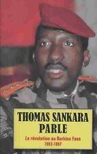 Thomas Sankara Parle: La Revolution Au Burkina Faso 1983-1987 by Thomas Sankara (Paperback, 2007)