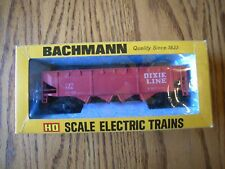 Bachmann #1021 HO 42' Quad Hopper Louisville & Nashville w/ Original Box 1970's
