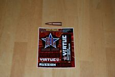 russian legion paintball sticker sheet, old school, limited quantity, early days