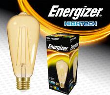 Antique Gold Vintage LED Filament E27 ES Edison Screw Energy Saving Light Bulb
